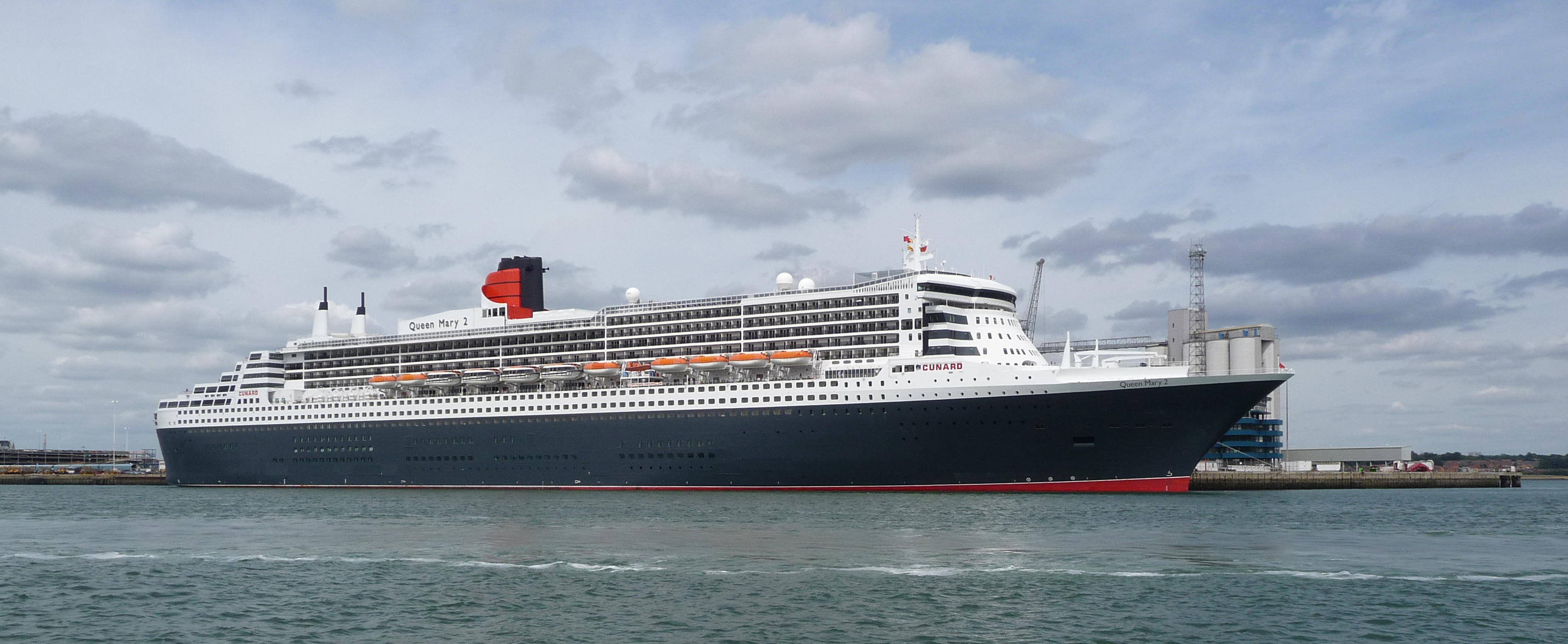 Queen Mary copy